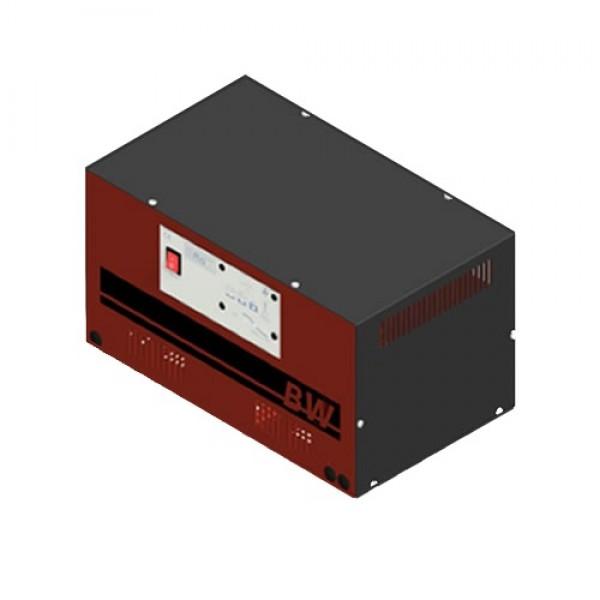 Acculader voor tractiebatterij 1270E1, 12 volt, 70 ampère, 384-440 ampère-uur