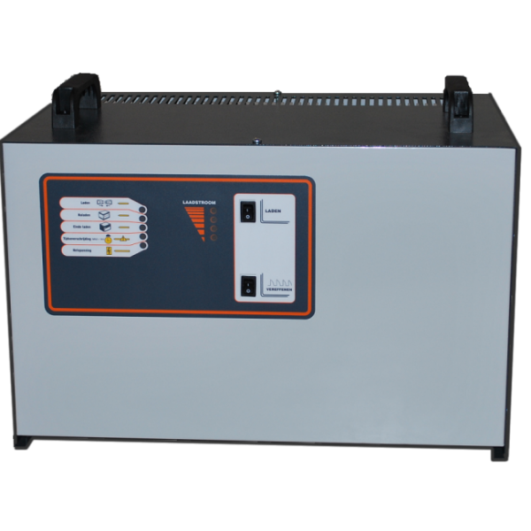 Acculader voor tractiebatterij 12150E2, 12 volt, 150 ampère, 725-930 ampère-uur