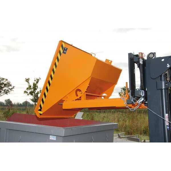 EXPO Kantelbak 900 liter, cap1000kg