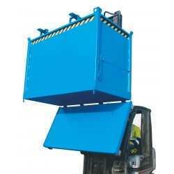 Tramag Bodemklepcontainer 750 liter, cap1000kg