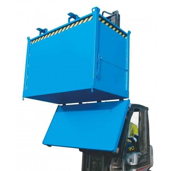 Tramag Bodemklepcontainer 500 liter, cap1000kg