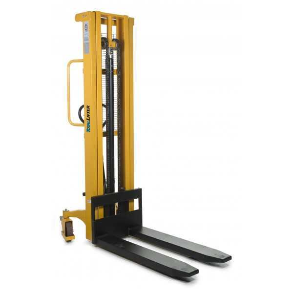 Manuele stapelaar EFS1030, 1000 kg, 3000 mm